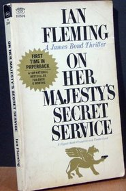 On Her Majesty's Secret Servant