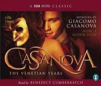 Casanova: The Venetian Years (CSA Word Classics)
