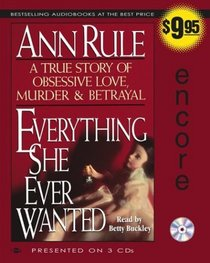 Everything She Ever Wanted (Audio CD) (Abridged)