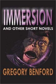 Immersion and Other Short Novels (Five Star First Edition Science Fiction and Fantasy Series)