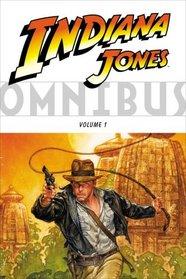 Indiana Jones Omnibus Volume 1
