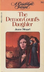 The Demon Count's Daughter (Candlelight Intrigue, No 561)