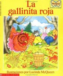 La Gallinita Roja (The Little Red Hen) (Spanish)