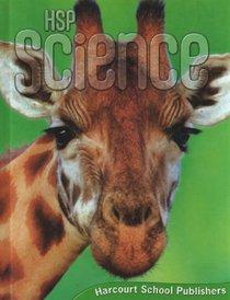 Hsp Science Grade 1