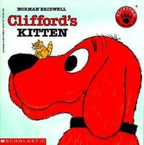 Clifford's Kitten (Clifford the Big Red Dog)