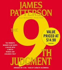 The 9th Judgment (Women's Murder Club, Bk 9) (Audio CD) (Abridged)