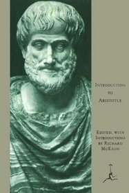 Introduction to Aristotle (Modern Library)