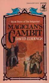 Magician's Gambit (Belgariad, Book 3)