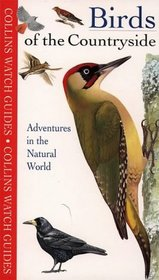 Birds of the Countryside (Collins Watch Guide)