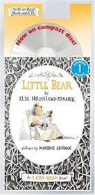 Little Bear Book and CD (I Can Read Book 1)