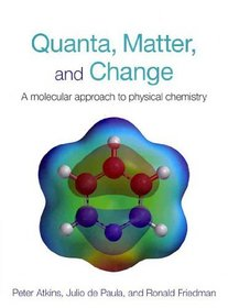 Quanta, Matter and Change and Solutions Manual