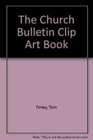 The church bulletin clip art book