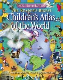The Reader's Digest Children's Atlas of The World   (Third Edition)