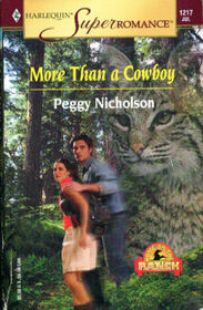 More Than a Cowboy (Home on the Ranch) (Harlequin Superromance, No 1217)
