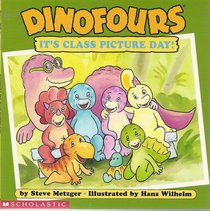 Dinofours:  It's Class Picture Day!