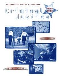 Criminal Justice : Study Guide