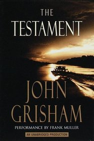 The Testament (Audio Cassette) (Unabridged)