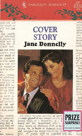 Cover Story (Harlequin Romance, No 237)