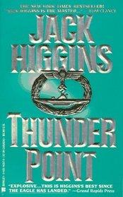 Thunder Point (Sean Dillon, Bk 2)