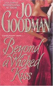 Beyond a Wicked Kiss (Compass Club, Bk 4)
