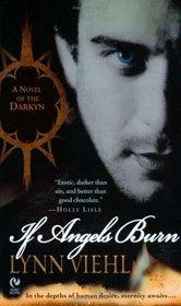 If Angels Burn (Darkyn, Bk 1)