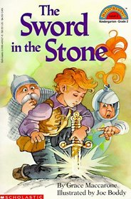 The Sword in the Stone (Hello Reader, Level 2)