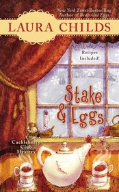 Stake & Eggs (Cackleberry Club, Bk 4)