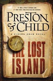 The Lost Island (Gideon Crew, Bk 3)