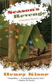 Season's Revenge : A Christmas Mystery (Steve Martinez, Bk 1)