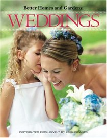 Weddings (Leisure Arts #4322)