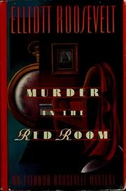 Murder in the Red Room (Eleanor Roosevelt, Bk 10)