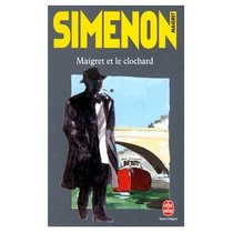 Maigret et le Clochard - Book and Two Audio Compact Discs