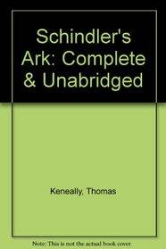 Schindler's Ark: Complete & Unabridged