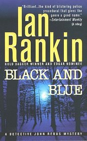 Black and Blue (Inspector Rebus, Bk 8)
