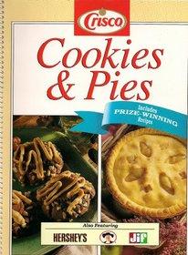 Favorite Brand Name Recipe: Crisco Cookies & Pies-Award Winning