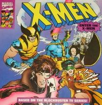 X-Men: Enter the X-Men (Jellybean Books Series)