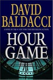 Hour Game (Audio Cassette) (Unabridged)