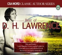 Best of D.H. Lawrence (Csa Best of)
