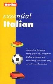 Berlitz Essential Italian (Berlitz Essentials)