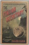 Italian Secretary : Further Adventure of Sherlock Holmes