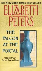 The Falcon at the Portal (Amelia Peabody, Bk 11)
