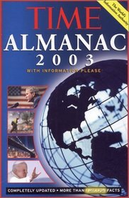 Time: Almanac 2003 : With Information Please (Time Almanac)