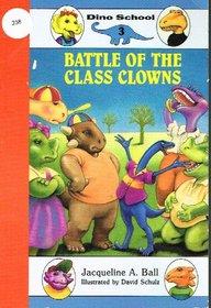 Battle of the Class Clown (Dino School, No 3)