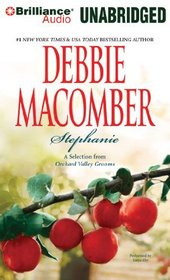 Stephanie: A Selection from Orchard Valley Grooms (Audio CD) (Unabridged)