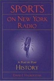 Sports on New York Radio