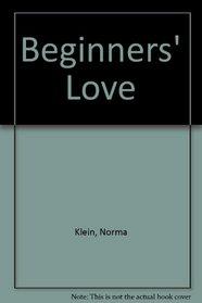 Beginner's Love
