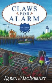 Claws for Alarm (Gray Whale Inn, Bk 8)
