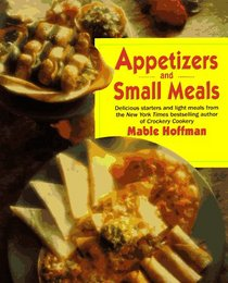 Appetizers and Small Meals