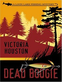 Dead Boogie (Wheeler Large Print Cozy Mystery)
