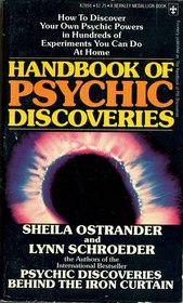 Handbook of PSYCHIC Discoveries